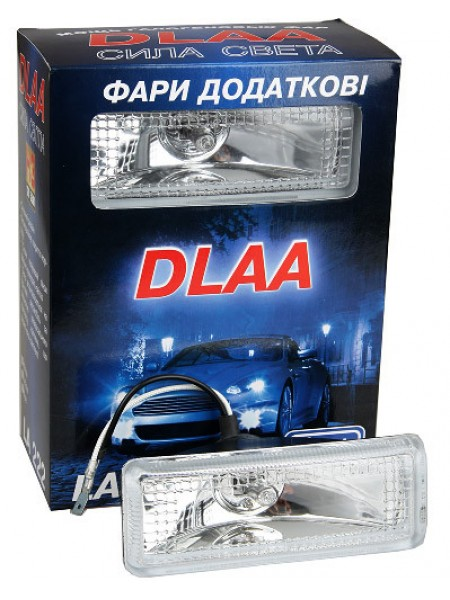 Противотуманные фары DLAA LA-222W Vitol