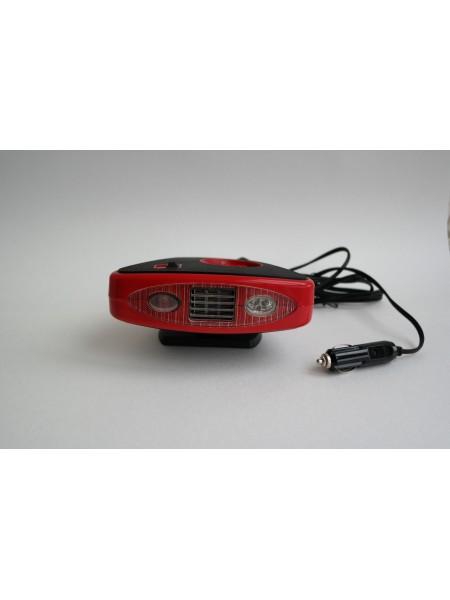 Тепловентилятор  Elegant 101 507 12В с подсветкой