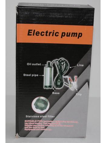 Насос для перекачки топлива ELECTRIC PUMP 24В
