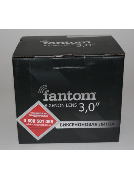 Биксеноновая линза  Fantom FT Bixenon lens 3.0 (A5) Биксеноновая линза