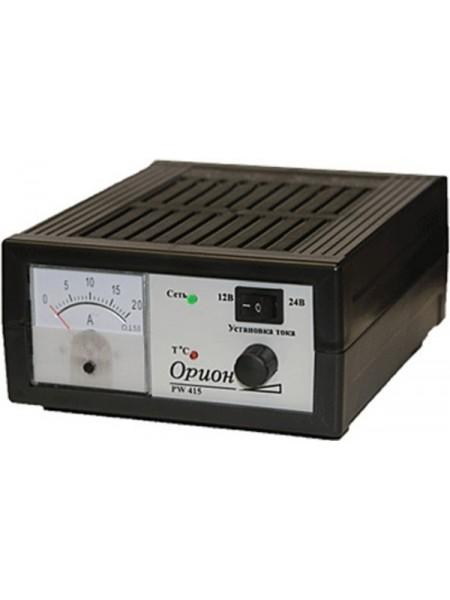 Зарядно-предпусковое устройство Орион PW415 12/24В 20А