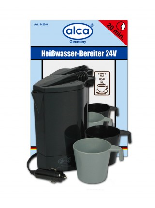 Автомобильный чайник ALCA 24V