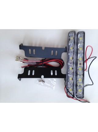 Дневные ходовые огни DRL ARP-6LED 5050SMD