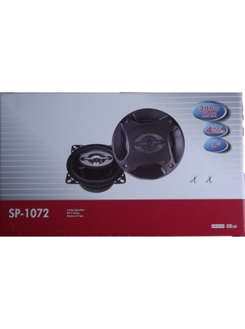 Автомобильная акустика  SP-1072