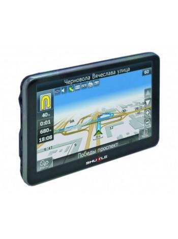 """GPS навигатор SHUTTLE PNA-5019 (5,0""""+FM+AV-вход)"""