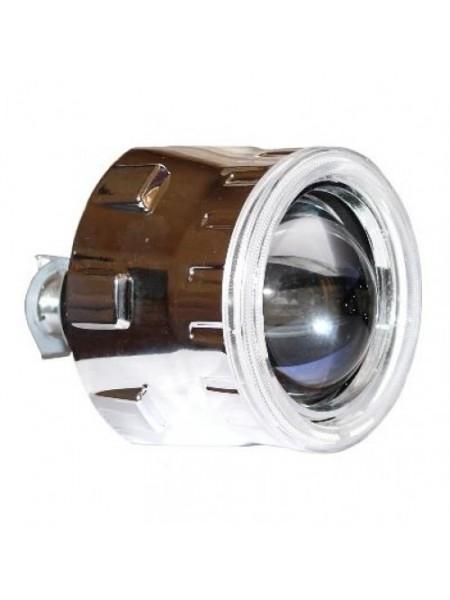 Линза биксенон Infolight G5 (тип 2) с ангельскими глазами
