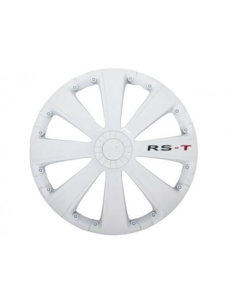 Колпаки Argo  RS-T белые R13