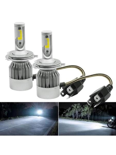 Светодиодные лампы C6 H4 12-24V 36W LED