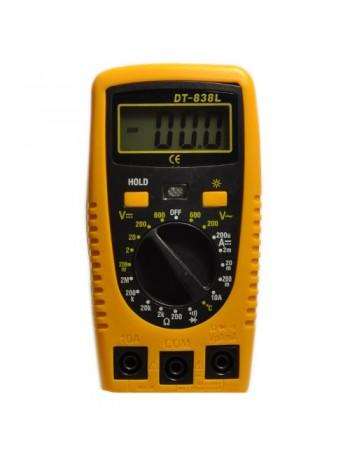 Цифровой мультиметр DT 838L