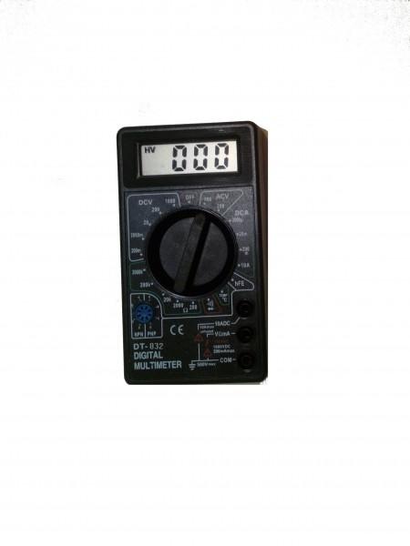 Цифровой мультиметр DT-832